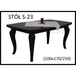 Stół S-23 (100x170/250)